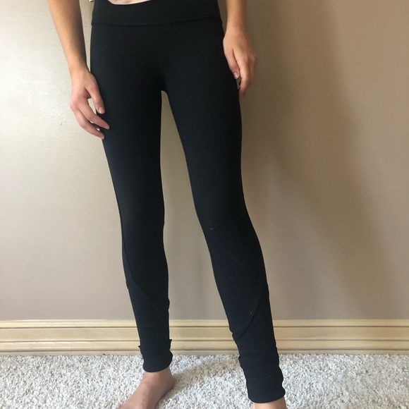 bbbc0e2bace75 Ivivva Bottoms | Black Ivviva Leggings | Poshmark
